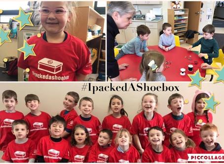 #IpackedAshoebox