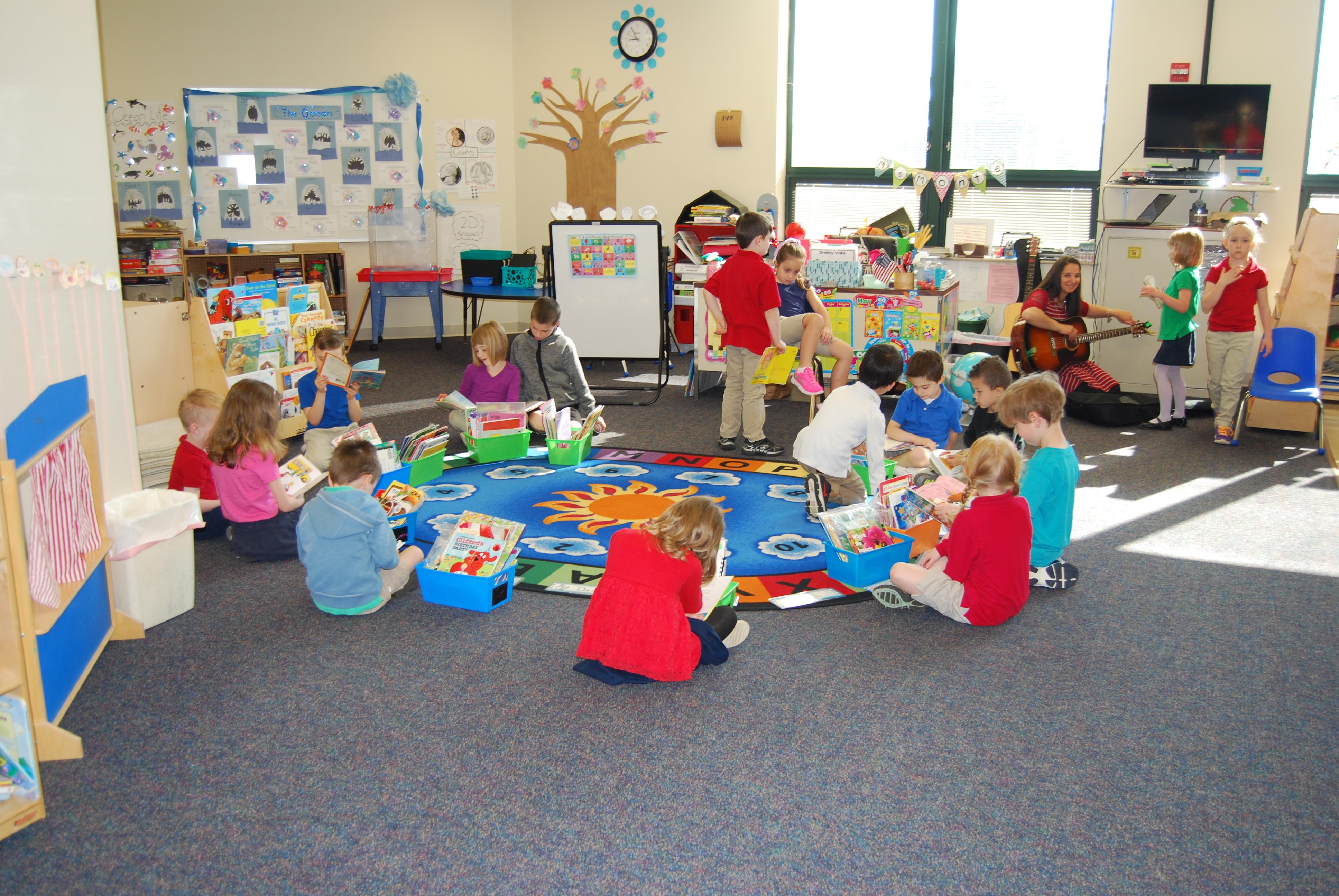 Pre-K & Kindergarten Creative