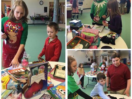 Christmas Store Workshop