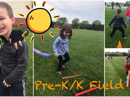Pre-K/K Field Day