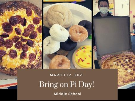 Pi(e) Day!