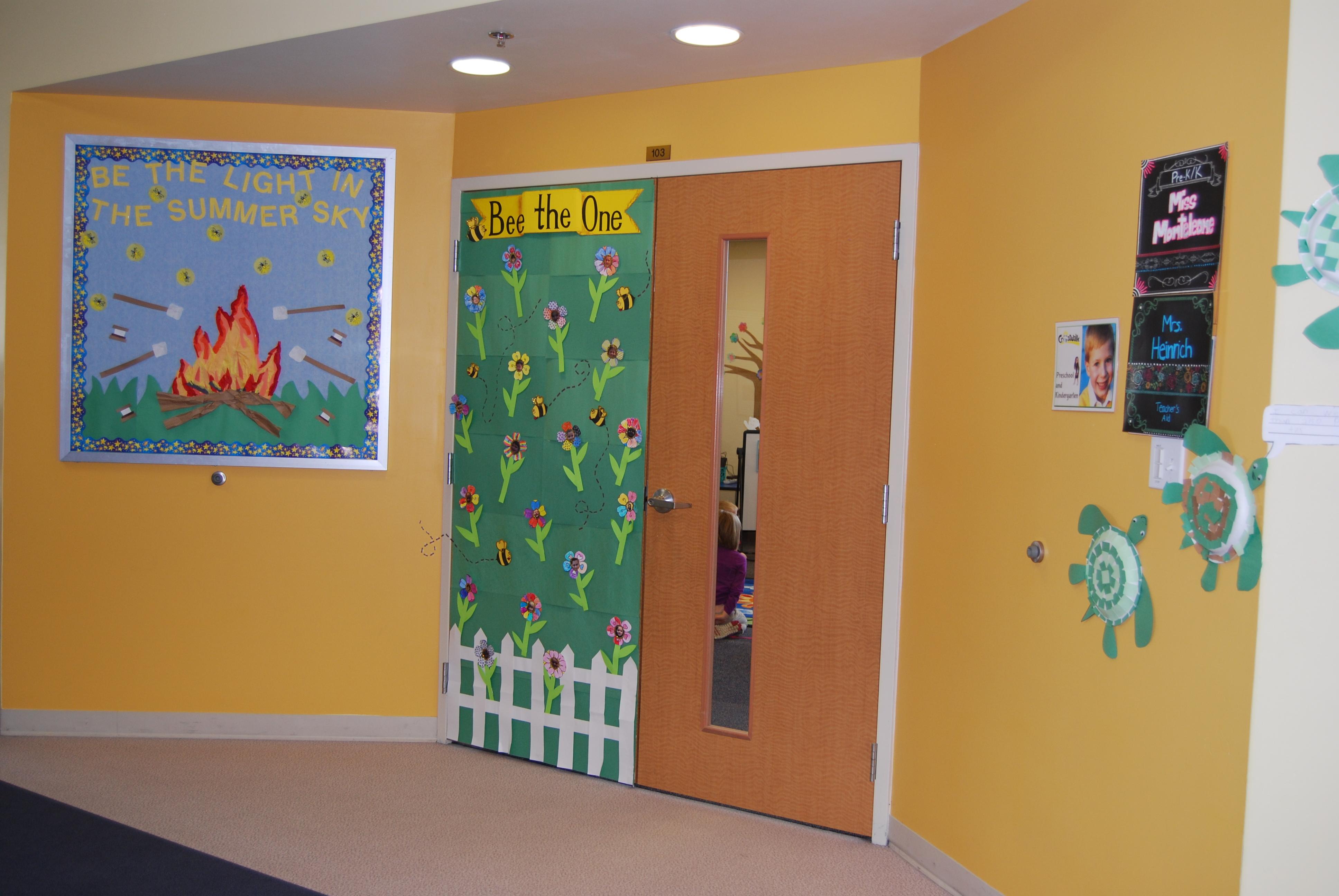 Pre-K & K Classroom Entry