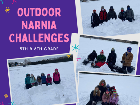 Narnia Challenges