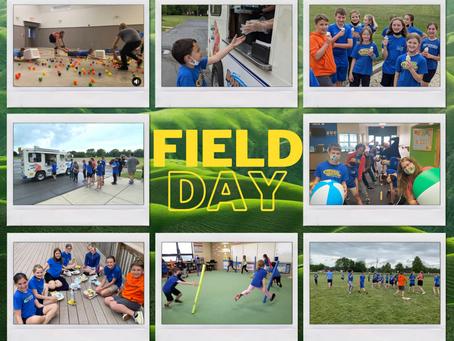 Having a Field Day!