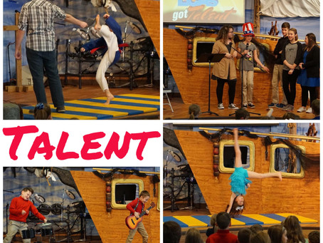LCA's Got Talent!