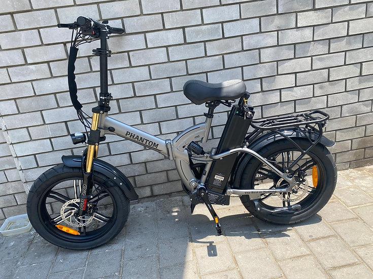 אופניים חשמליים פאנטום-פרימיום דגם 202
