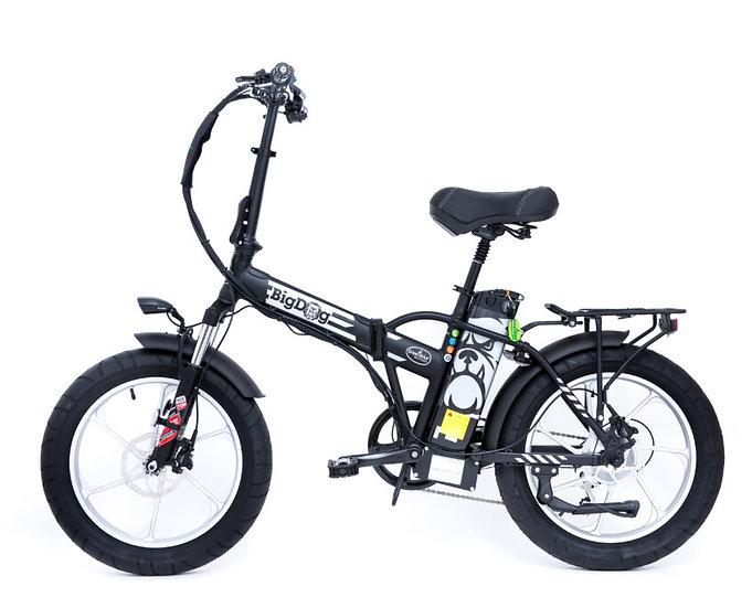 אופניים חשמליים - BIG-DOG-מיני-פאט