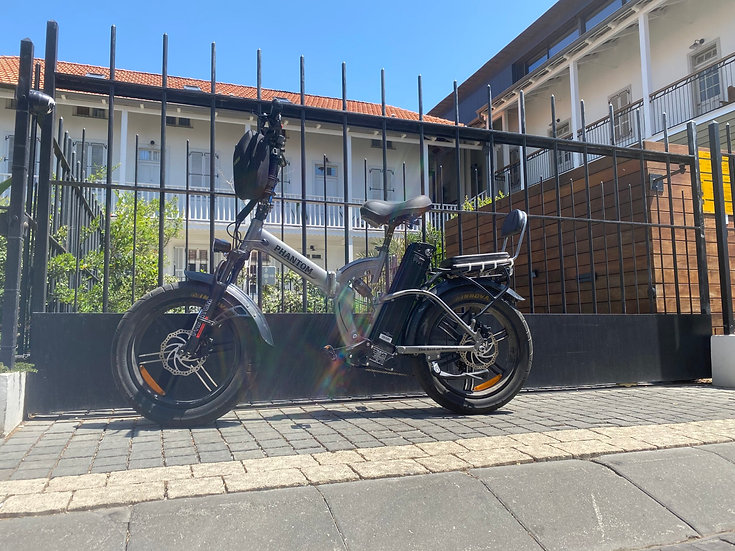 אופניים חשמליים פאנטום-פרו דגם 2021