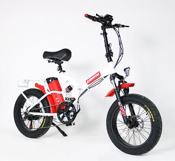 אופניים חשמליים מתקפלים RAINBOW FATTY HD MAG 48V
