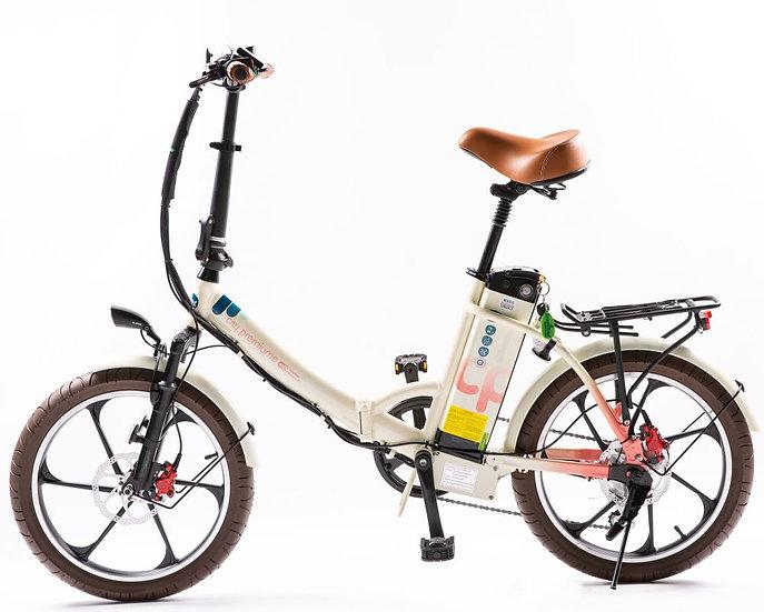 אופניים חשמליים סיטי פרימיום 48 וולט