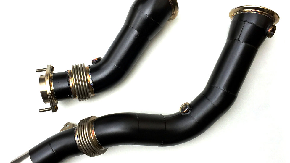 BMW M4 Downpipes