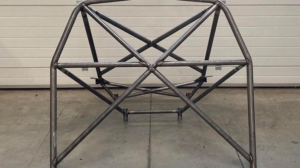 E46 GTS Style Half Cage