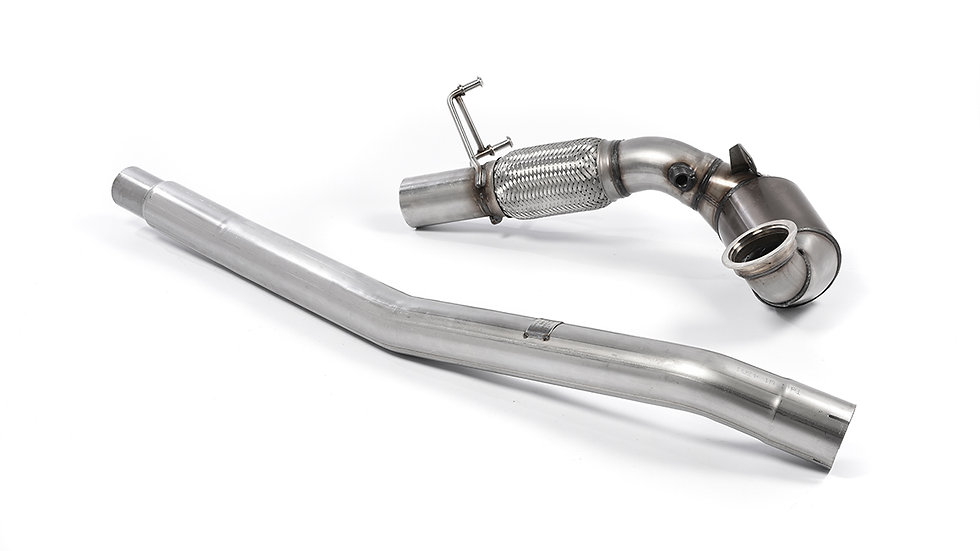 VW Golf R MK7.5 Downpipe EC