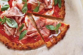 Healthy Pizza Night