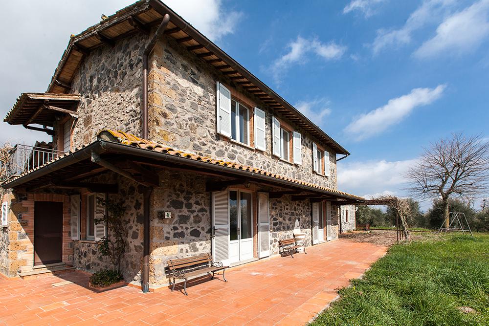 Orvieto casale in pietra