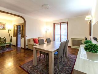Pisana appartamento con terrazzo