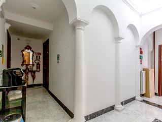 Hotel in vendita in roma.