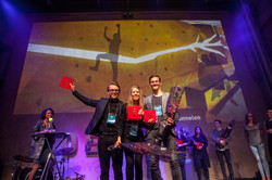 2. prize Young talent Awards 2015