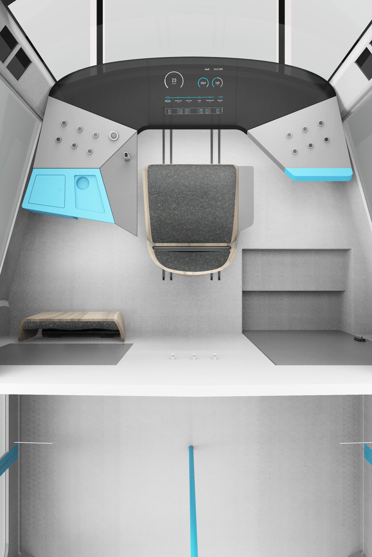 2020 Oslo tram Drivers cab