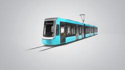 Bombardier Oslo Tram
