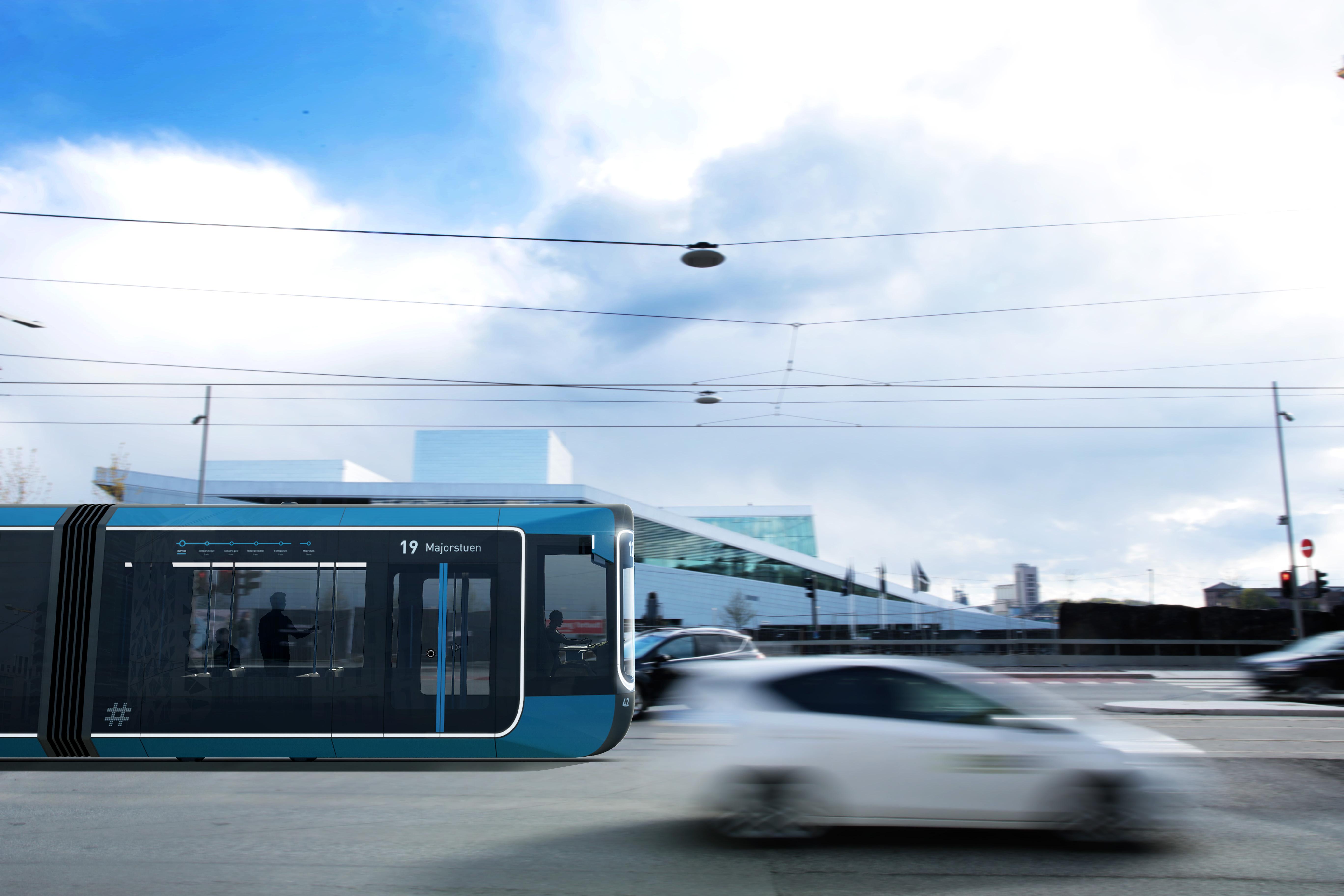 2020 Oslo Tram