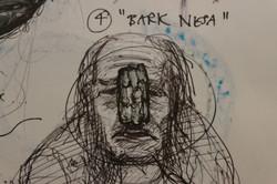 Bark nose