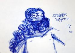 barkneck sketch