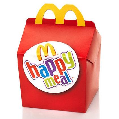 Хэппи Мил с Гамбургером