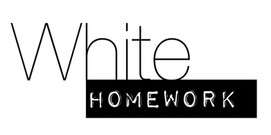 White Homework (by Tori Glass)