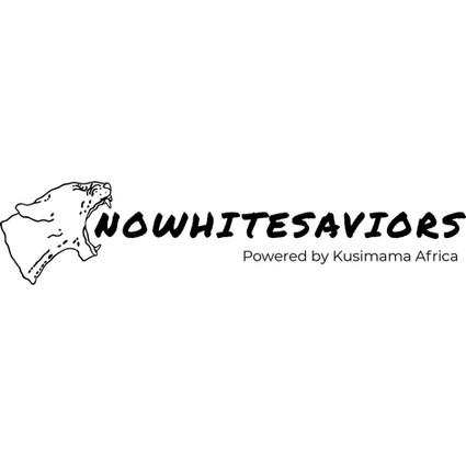 No White Saviors