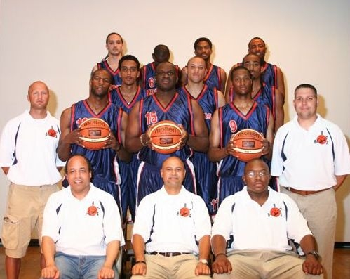 Bermuda Men's Nat'l Team - IG2007