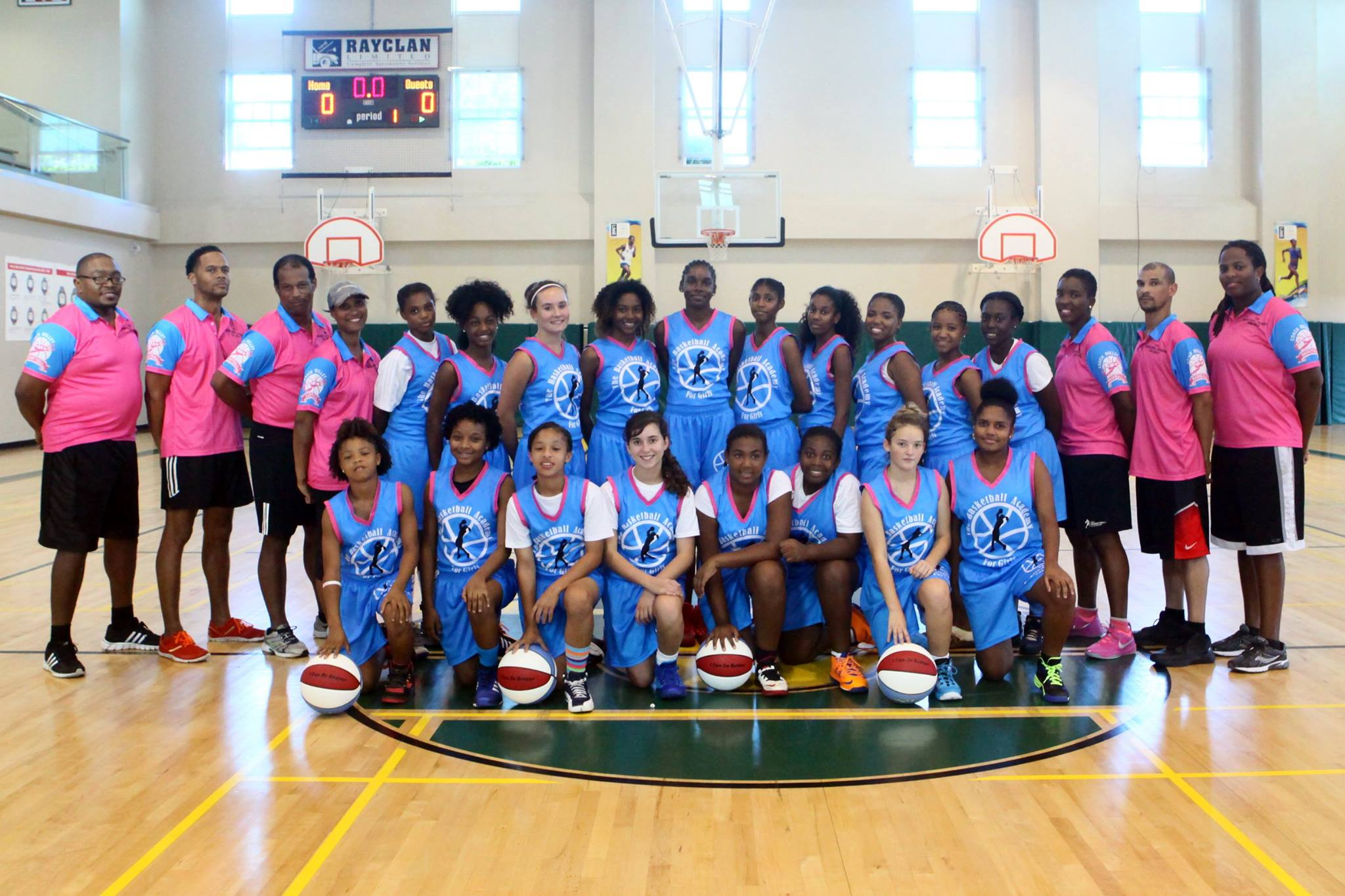 Basketball Academy for Girls