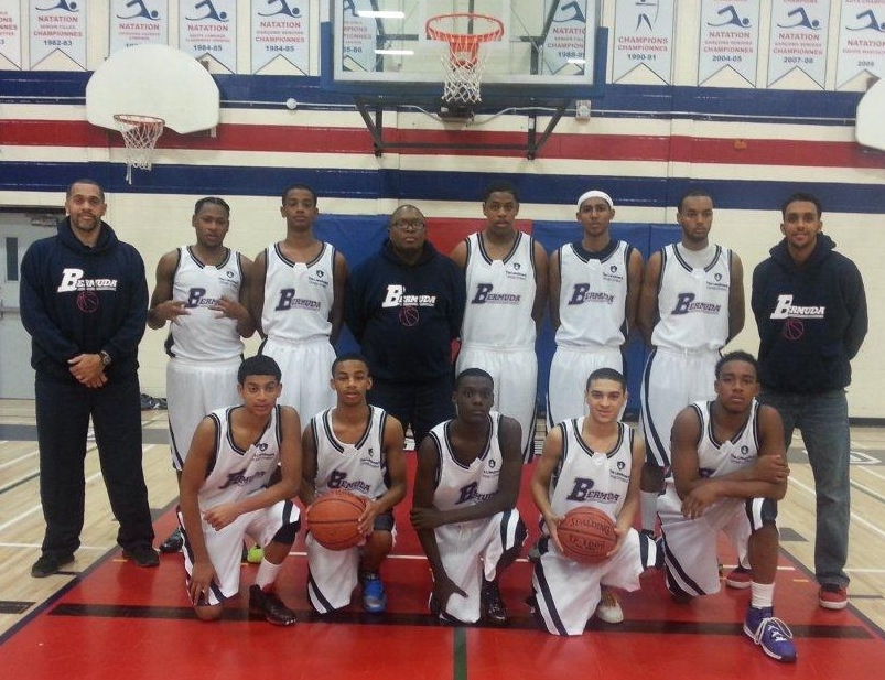 2012 U-19 team - Ontario Trip