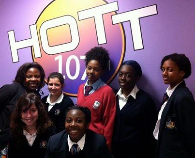 Hott 107.5 promo - Montreal tour
