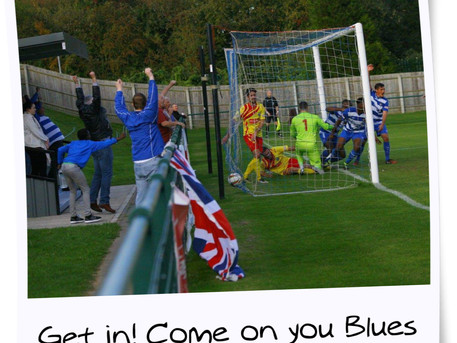 SUPPORTER'S CLUB NOTES AHEAD OF CHIPPENHAM TOWN