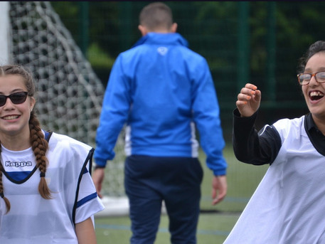 DTFC Lionesses Begin Their Football Odyssey