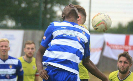 MATCH REPORT: STRATFORD TOWN V DUNSTABLE TOWN
