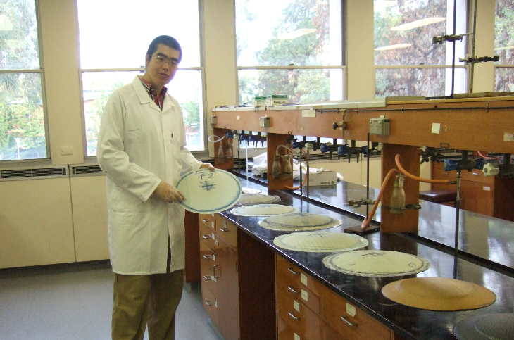 Yuming leading labs in ANU