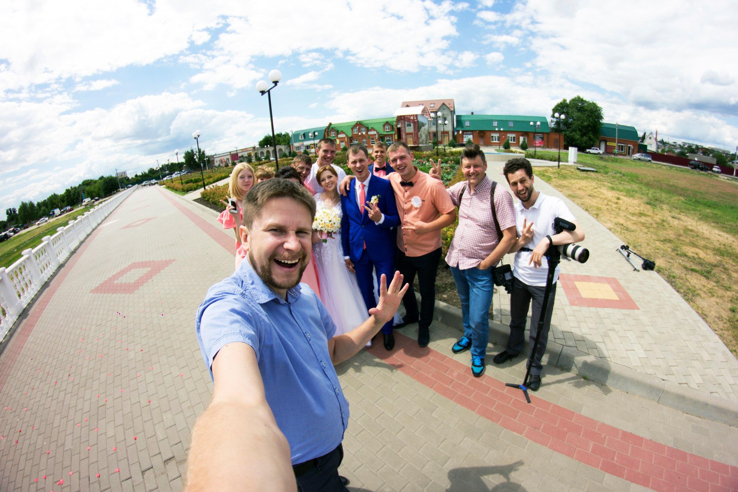 Свадьба в Воронеже