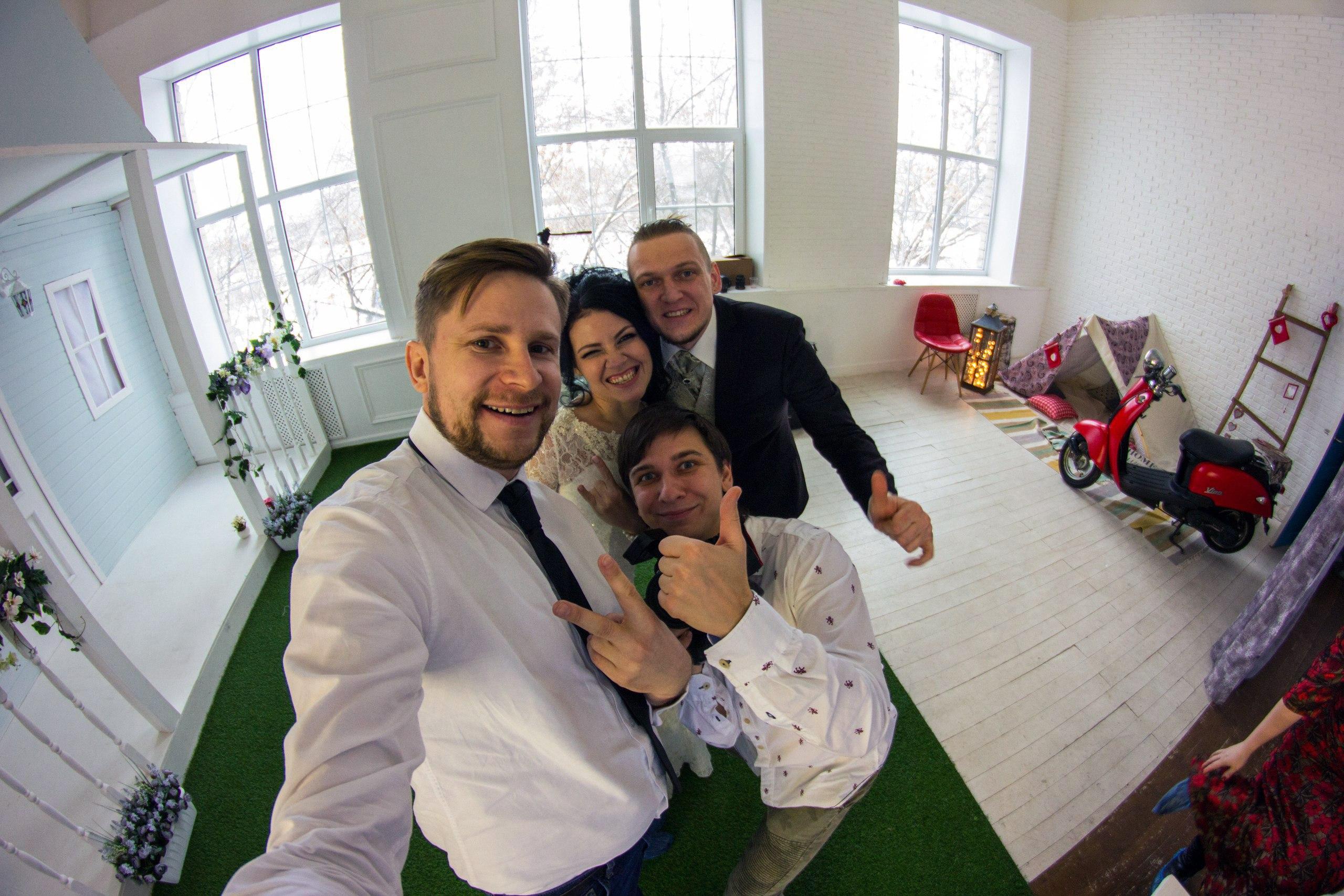 Свадебное видео в Воронеже и Москве