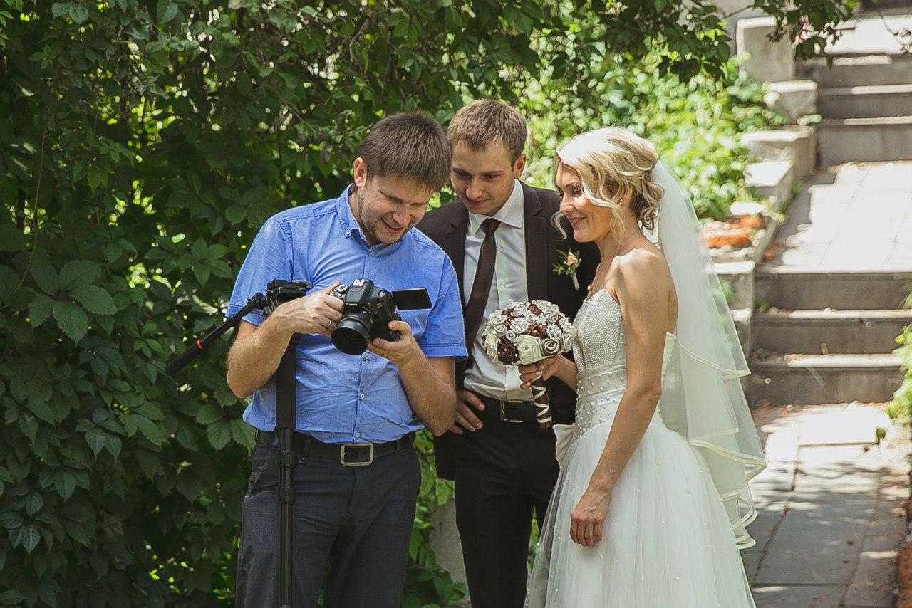 Видеосъемка свадьбы в Воронеже