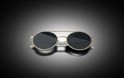Blue Monkfish Sunglasses