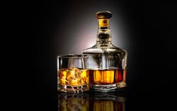 Blue Monkfish Whiskey
