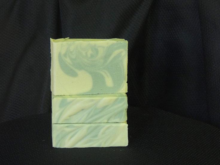 Eucalyptus Spearmint goat soap