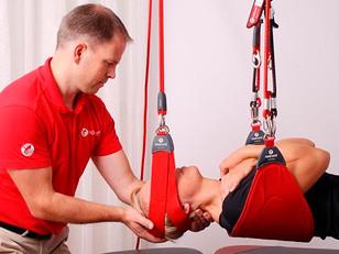 Nyaki gerincsérv kezelése a Redcord Neurac® segítségével