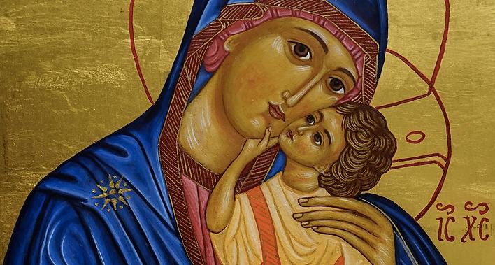 Icône Marie et l'enfant Jésus.png