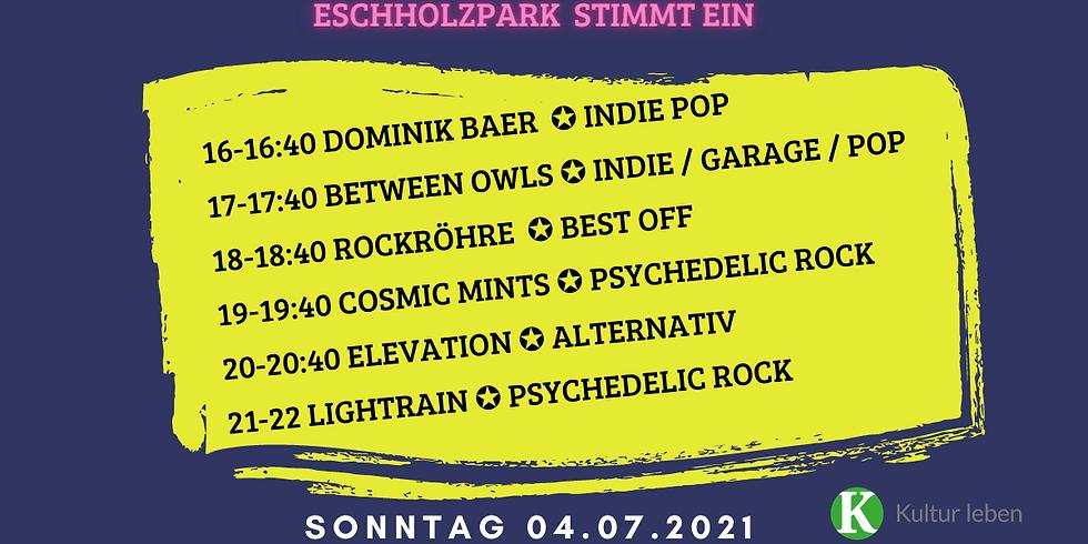 Freiburg Stimmt Ein 2021 @Eschholzpark