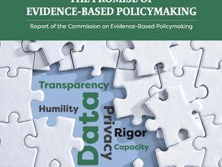 Commission on Evidence-Based Policymaking Releases Final Report