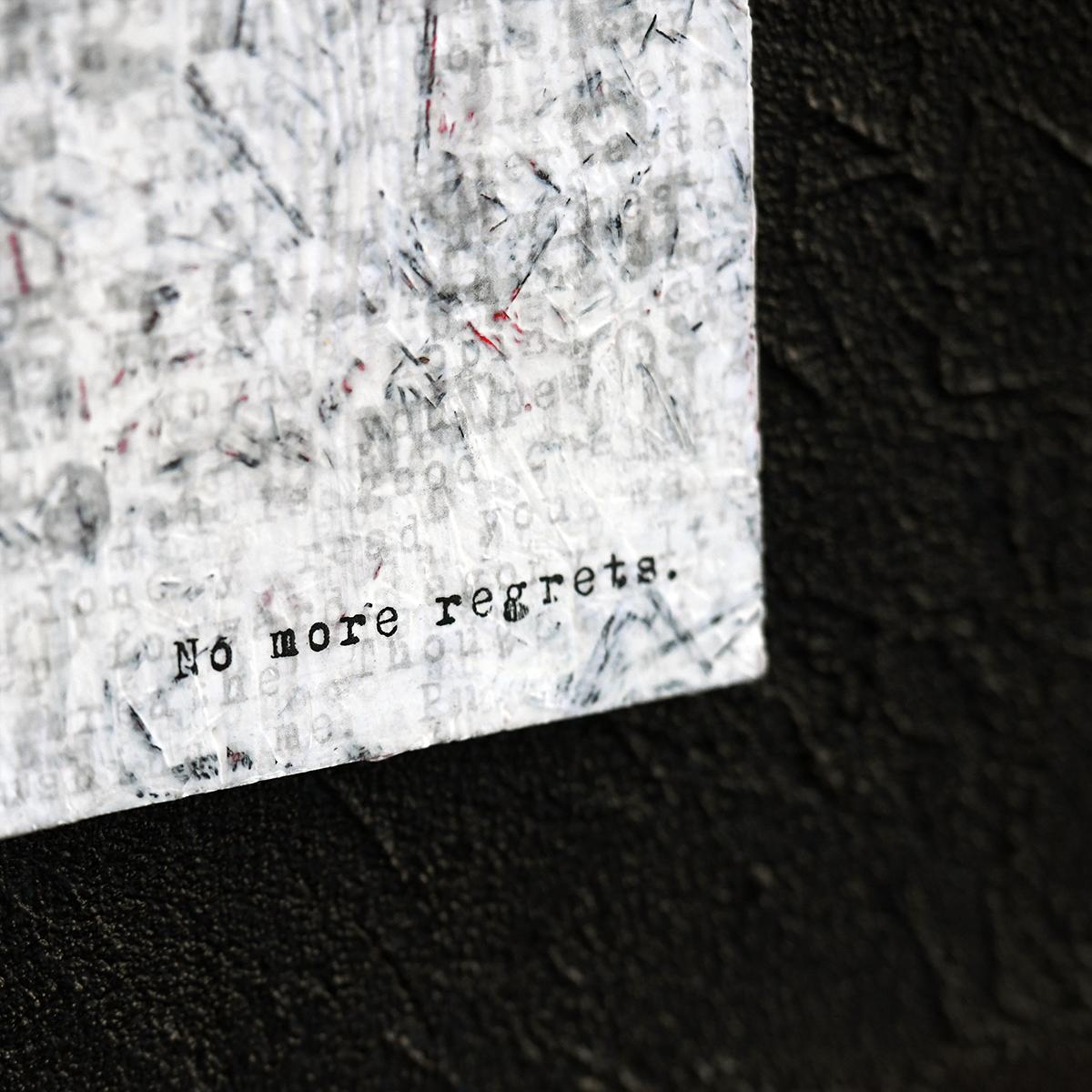 NO MORE REGRETS #003 - PART