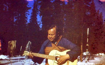 Баянов Олег Михайлович - мой отец и вдохновитель